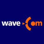Meeskonna WaveCom logo